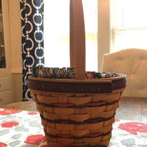 Longaberger 1996 Easter Basket